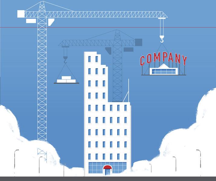 Jendie - Illustration Ingenieurbuero